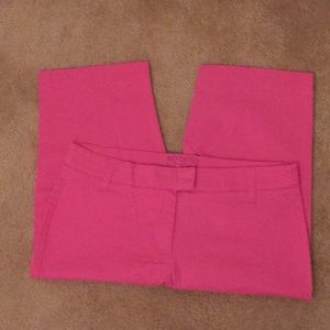 ☀️NY & Co Hot Pink Bermuda Shorts - Size 8